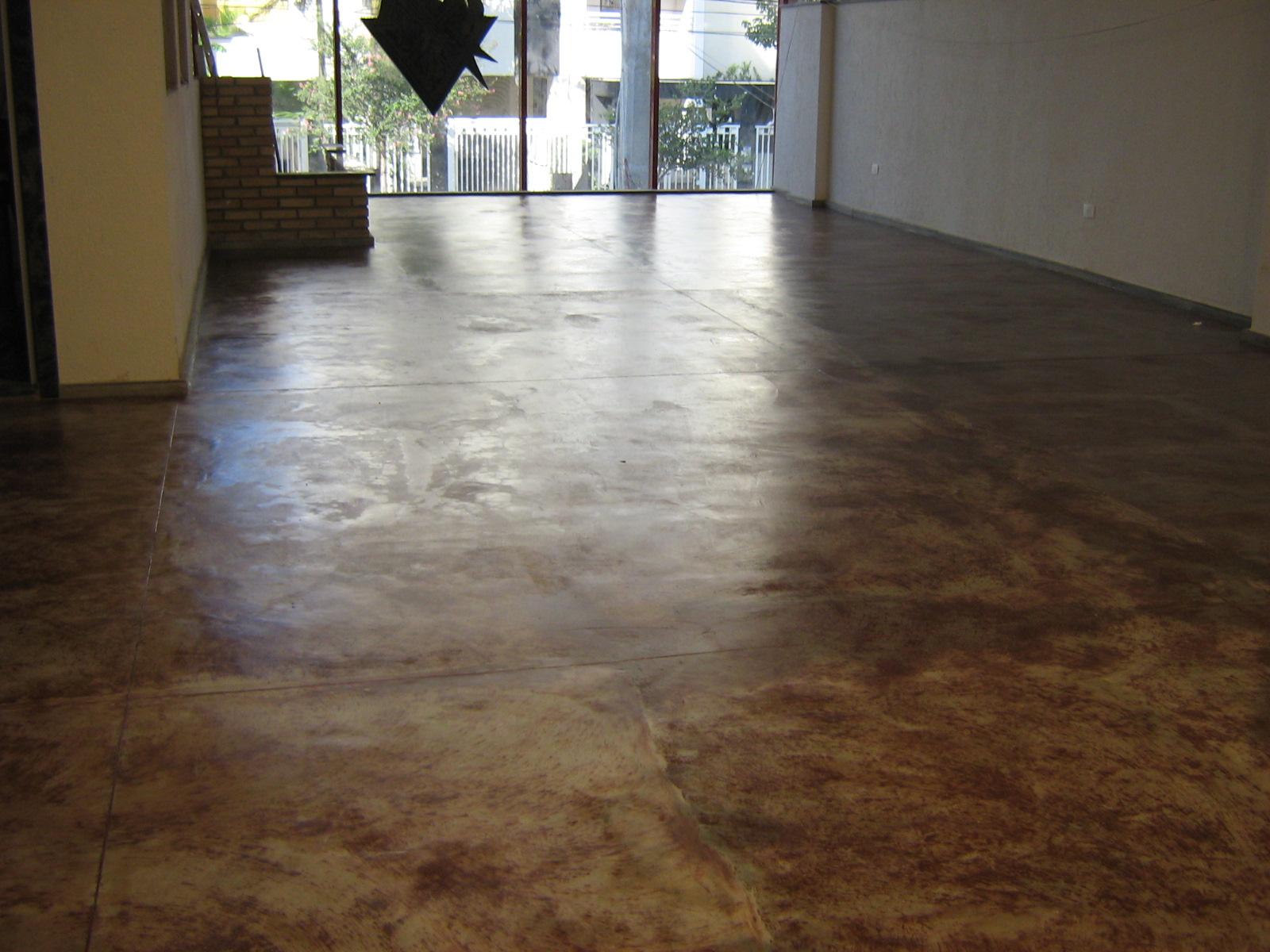 Cimento Queimado – Antes / Depois #5F4830 1600 1200